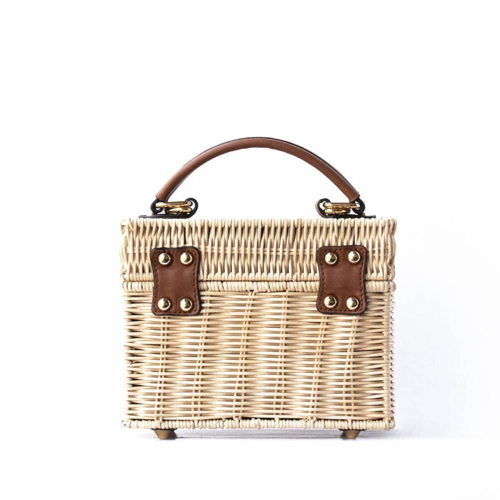Mini-bags - BOLSO COFRE HJ-04