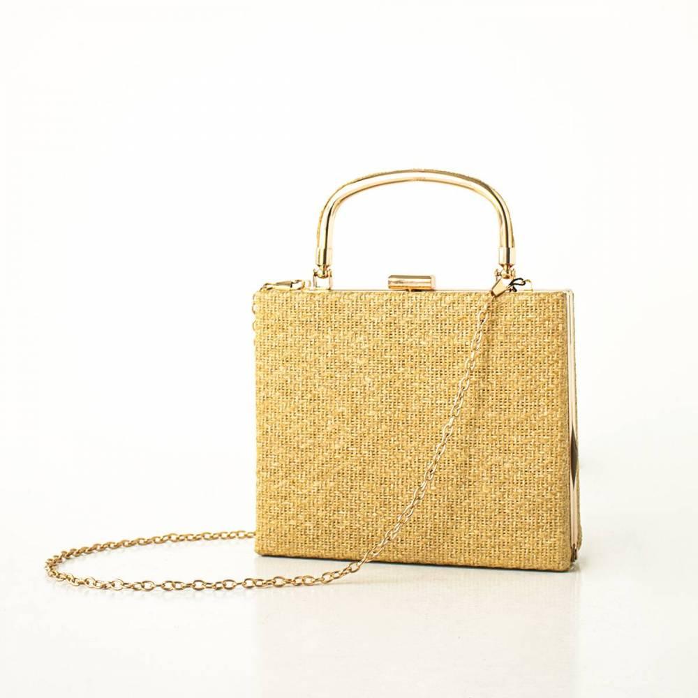 Mini-bags - BOLSO COFRE KL-1715-3